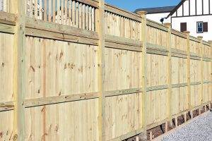 Fencing in Abingdon