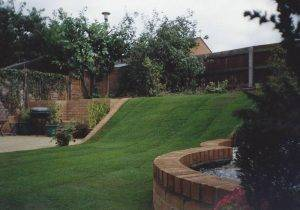 Re-turfing Abingdon