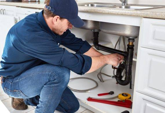 property maintenance in Abingdon - plumbing