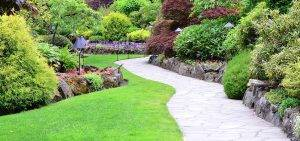 Garden Landscaping In Radley Home